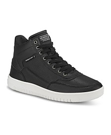 Members Only Men's Iconic Bomber High-Top Sneaker