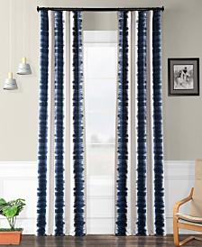 "Exclusive Fabrics & Furnishings Flambe Blackout 50"" x 108"" Curtain Panel"