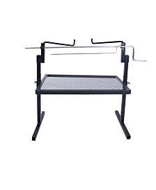 "Stansport Heavy Duty Rotisserie Grill - 24"" X 16"""