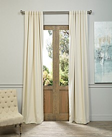 "Blackout 50"" x 108"" Curtain Panel"
