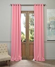 """Grommet Blackout 50"""" x 108"""" Curtain Panel"""