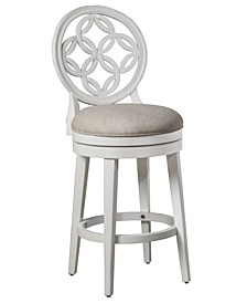 Savona Swivel Counter Height Stool