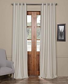 "Bellino Grommet Blackout 50"" x 108"" Curtain Panel"