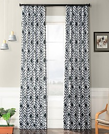 "Exclusive Fabrics & Furnishings Palisade Blackout 50"" x 84"" Curtain Panel"