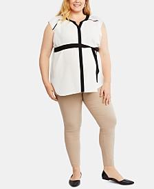 Motherhood Maternity Plus Size Secret Fit Belly® Skinny Jeans
