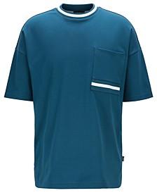 BOSS Men's Tiburt 125 Relaxed-Fit Cotton T-Shirt