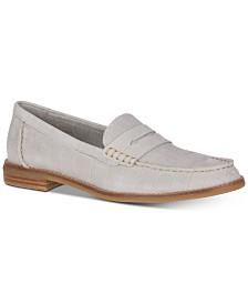 Sperry Women's Seaport Penny Memory-Foam Loafers