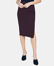 Essential Knit Pencil Skirt