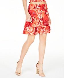 Rona Smocked Skirt