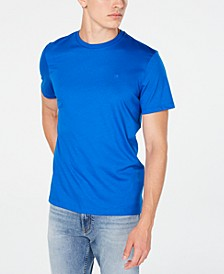 Men's Solid Jersey Liquid Touch T-Shirt