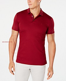 Men's Liquid Touch Cotton Polo Shirt