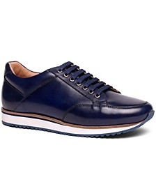 Men's Barack Leather Casual Fashion Sneaker
