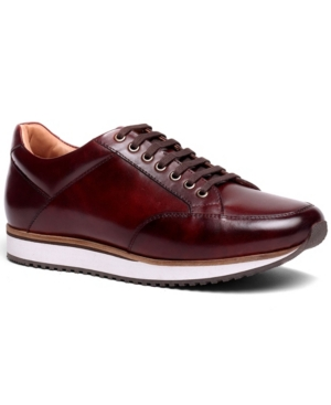 Men's Barack Leather Casual Fashion Sneaker Men's Shoes