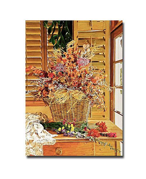 "Trademark Global David Lloyd Glover 'American Country' Canvas Art - 24"" x 16"""