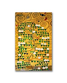 "Gustav Klimt 'Tree of Life' Canvas Art - 47"" x 30"""