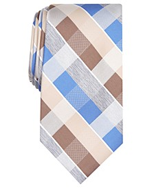 Men's Oxford Classic Plaid Tie
