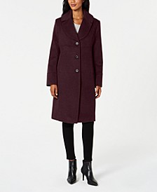 Notch-Collar Walker Coat