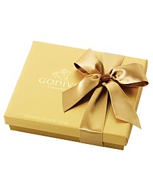 Godiva Chocolatier, 19-Pc. Gold Bow Ballotin Box of Chocolates