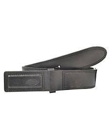Leather Work Plaq Belt