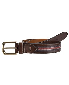 Tommy Hilfiger Multi Stitch Belt