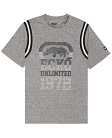 Ecko Unltd Men's Big Hit SS Crew