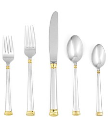Eternal Gold 5-Piece Place Setting