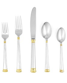 Lenox Eternal Gold Flatware Collection