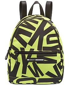 DKNY Nora Logo Backpack, Created for Macy's