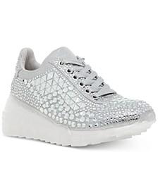 Carissa Rhinestone Sneakers