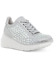 Steve Madden Carissa Rhinestone Sneakers