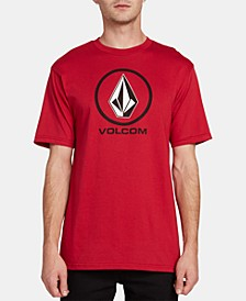 Men's Crisp Stone Logo T-Shirt