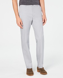 Alfani Men's Classic-Fit Chino Pants, Created for Macy's