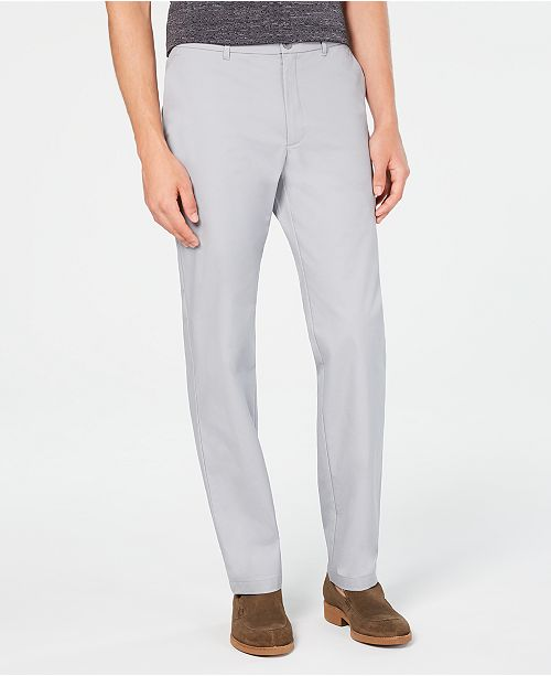 Alfani Men's AlfaTech Slim-Fit Chino Pants, Created for Macy's