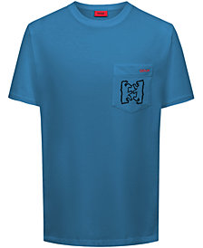 Hugo Boss Men's Bear Pocket T-Shirt