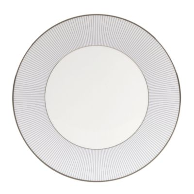 Pin Stripe Bread & Butter Plate