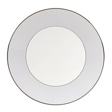 Pin Stripe Bread & Butter Plate