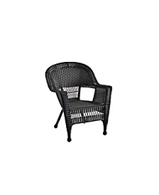 Wicker Chair - Set of 4