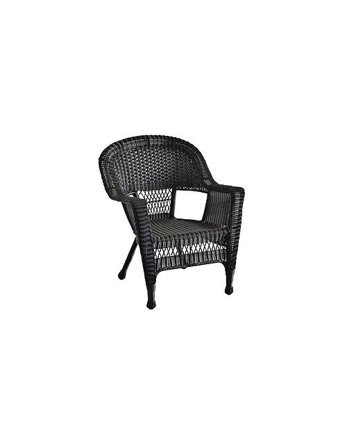 Jeco Wicker Chair - Set of 4