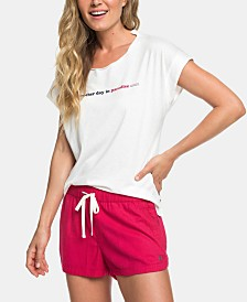 Roxy Juniors' Drawstring Shorts