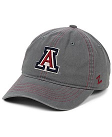 Zephyr Arizona Wildcats Composure Easy Strapback Cap