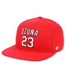 Marcell Ozuna St. Louis Cardinals Player Snapback Cap