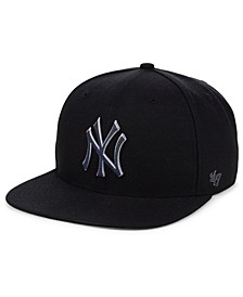 New York Yankees Iridescent Snapback Cap