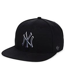 New York Yankees Iridescent Snapback Cap