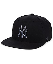 '47 Brand New York Yankees Iridescent Snapback Cap