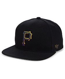 '47 Brand Pittsburgh Pirates Iridescent Snapback Cap