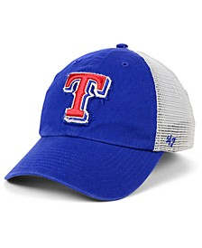 Texas Rangers Stamper Mesh CLOSER Cap
