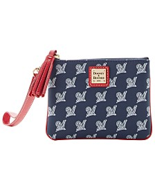 Dooney & Bourke Milwaukee Brewers Stadium Wristlet