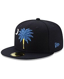 New Era Myrtle Beach Pelicans Theme Nights 59FIFTY Fitted Cap