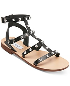 Beyond Ankle Strap Sandals