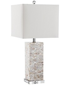 "Homer 26""H Shell Table Lamp"